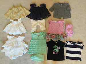 Baby Girl Clothing - Summer - (0-6 months)