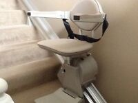 Two Electric stair Lifts