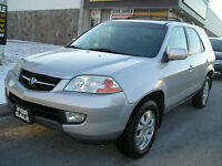 2003 Acura MDX TOURING 7 PASS. LEATHER