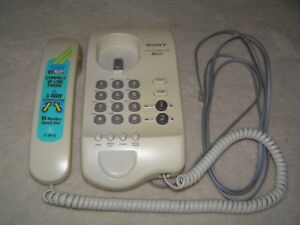 Sony IT-M10 2-Line Home or Office Phone