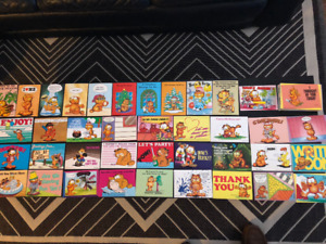 99 Garfield Post cards
