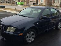 2002 Volkswagen Jetta GLS Sedan
