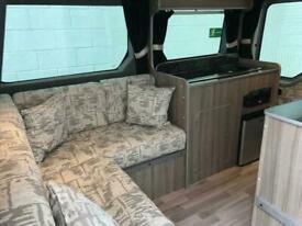 2012 Renault MASTER SL28 DCI L/R P/V 2 Berth Pendle Campervans L Shape Lounge