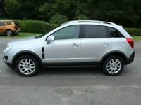 2012 Vauxhall Antara 2.2 CDTi Exclusiv CDTi 4x4 5 Door Hatchback Diesel Manual