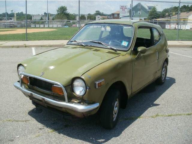 Image 1 of Honda: Civic 600 COUPE…