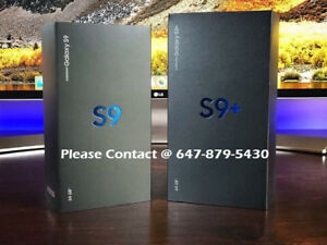Brand New Sealed Samsung S9, S9+ Plus, Up to 1Y Waranty
