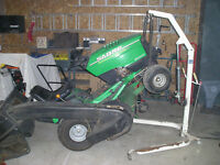 Lawnmower and accessoies