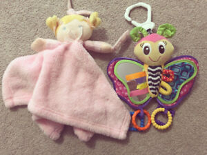 Baby toys for car seat