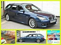 2008 BMW 5 Series 3.0 525i M Sport Touring 5dr