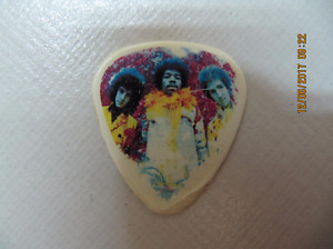 Classic Authentic Jimi Hendrix Experience HeavyDuty Pic Cir1970s