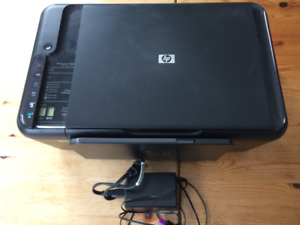HP F4400 all in one printer scanner