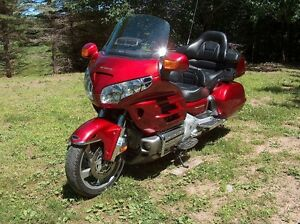 2004 Honda Gold Wing 1800 cc