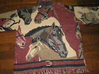 Horse Theme Jacket Hand Made in Calgary