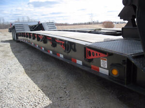 Trailer, 2012 Pitts RGN Float - Lowboy Detachable