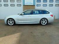 BMW 3 Series DEPOSIT TAKEN DIESEL AUTOMATIC 2015/65
