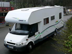 Chausson Welcome 27 Motorhome 2003. 6 Berth with Awnin