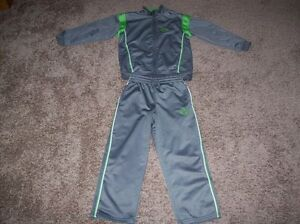 Grey Track Suit Size 5