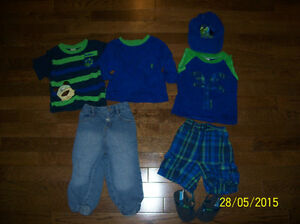 Little Tikes Clothing, Boys 6-12 months
