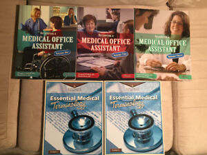Medical Office Assistant Book