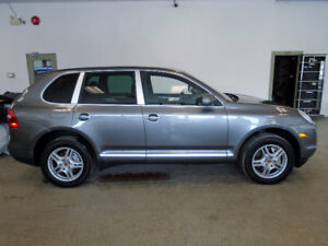 2008 PORSCHE CAYENNE S 385HP! 1 OWNER! 114,000KMS! ONLY $19,900!