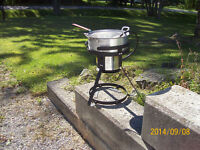 Buy or sell bbq outdoor cooking in barrie garden for Bass pro fish fryer