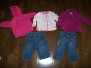 Old Navy Clothing, Girls 3-6 months