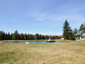 51 ACRES WITH PONDS AND CLOSE TO HUNTSVILLE