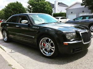 2006 Chrysler 300-Series HEMI STR Design Berline