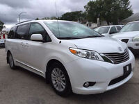 2011 TOYOTA SIENNA XLE  DVD,LEATHER,SUNROOF,CAMERA AND MOR……