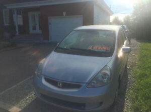 Honda Fit Bas Millage