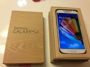 SAMSUNG S4 PHONE  $ 219,99 new open box on sale now 9052722777