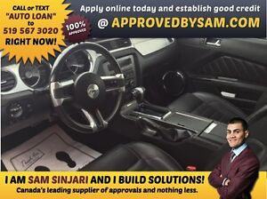 GT STANG - HIGH RISK LOANS - LESS QUESTIONS - APPROVEDBYSAM.COM Windsor Region Ontario image 5