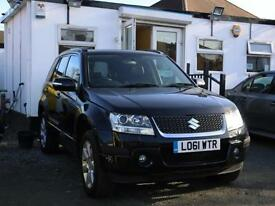 2012 Suzuki Grand Vitara 2.4 SZ5 5 Door Auto 4x4 4WD Sunroof Full Leather Heated