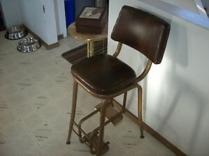 2- Vintage Step-Chairs