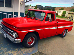 1965 Chevy Short Box C 10