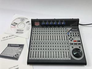 JL Cooper CS-32 MiniDesk mixer midi complet avec boite d'origine