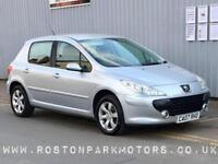 2007 PEUGEOT 307 1.6 HDi 90 S 5dr new MOT good history