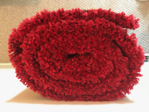 IKEA ADUM red RUG for sale, excellent condition, $40