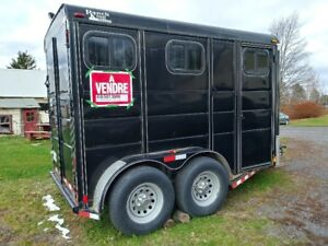 Remorque 2 chevaux Ranch King Trailer