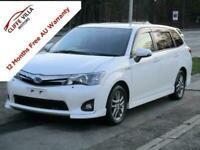 2014 Toyota Corolla 1.5 WXB FIELDER Estate Petrol/Electric Hybrid Automatic