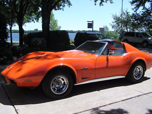 Corvette  Stingray L48
