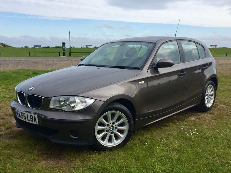 BMW 1Series 20 118d 5 door Metallic Brown  in Shoeburyness
