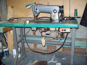 Machine a coudre singer industriel