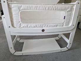Baby Crib or Moses Basket - Snuzpod 2 - Excellent Condition