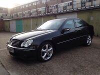 Mercedes-Benz 3.2 Cdi Black