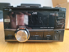 CHEAP JVC KW R500 DOUBLE DIN STEREO