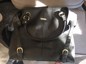 Gorgeous designer diaper bag