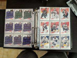 Hockey cards