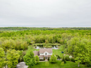 Breathtaking home on 2.29 Acres - 5 bed, 5 bath, over 5000sqft