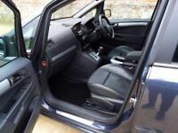 2010 60 VAUXHALL ZAFIRA 1.9 ELITE CDTI 5D AUTO 118 BHP DIESEL